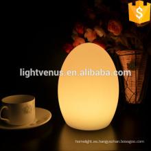 Multicolor LED decorativo mesa luz cambiante