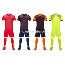 de haute qualité nouveau football jersey / uniformes de football / uniforme de football en gros