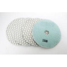 Diamond Flexible Dry Polishing Pad for Grinding Stone