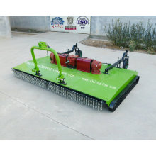 Agricultural Mower Implement Tractor 3 Gearboxes Rear Mounted Mower