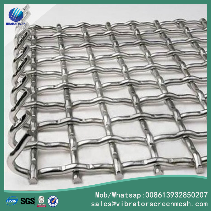 hook SS304 slurry screen mesh