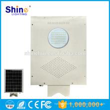 Luz de calle solar integrada impermeable del LED con CE