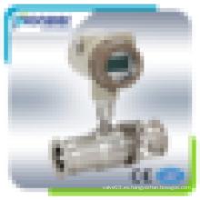 LWGY 316 (l) medidor de flujo sanitario de acero inoxidable