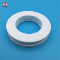 isostatic pressing 95% alumina ceramic caster wheel roller