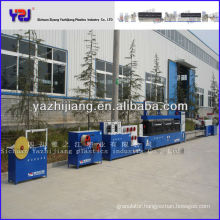 New high quality light weight PP strap band making machine hot sale in southeast Asia