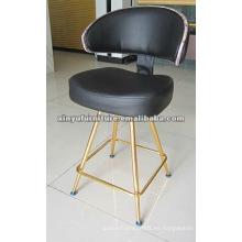 Nueva silla de taburete de bar de casino XA3088