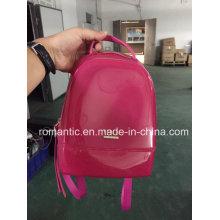 Guangzhou Lieferanten Jelly Rucksack Tasche Designer Süßigkeiten Womens Rucksack (J-899)