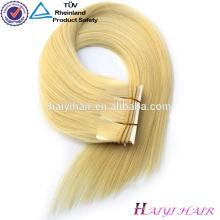 Thick Bottom Double Drawn Natural Russian Hair Blonde Hair