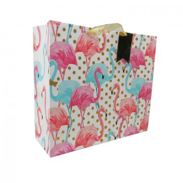 FLAMINGO PAPER  GIFTBAG3-0