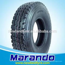 700-16 750-16 825-16 825-20 Alll Steel Radial Tyres Fabricación de neumáticos de China