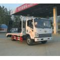 Jiefang 5m Flatbed Trailer Truck For Sale