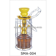 Heißer Verkauf Aluminium Großhandel Mya Wasserpfeife Shisha Mya Shisha mit Käfig