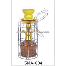 Hot selling aluminum wholesale Mya hookah shisha Mya hookah with cage