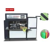 Semi Automatic Nonwoven Bag Handle Making and Sealing Machine