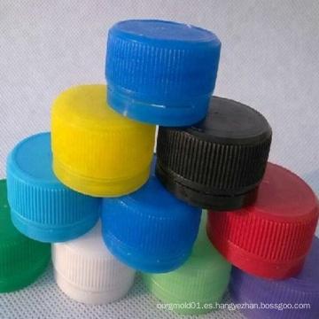 Molde del casquillo de la cavidad del OEM PCO 28MM 16 / proveedor plástico del molde del casquillo de la inyección de encargo