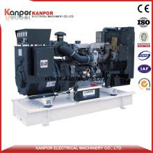 China Brand Engine 160kVA 180kVA Water Cooled Open Type Diesel Generator OEM Factory