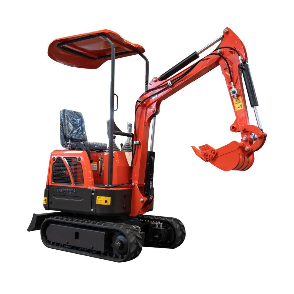 Mini Crawler Excavator 1