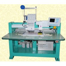 Lejia Computerized Single Head Chenille mixed with Flat Embroidery Machine