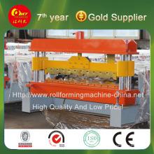 Профилегибочная машина для производства цветных стальных стен и кровельных панелей Hky 25-205-820 / 1025 Автоматическая производственная линия