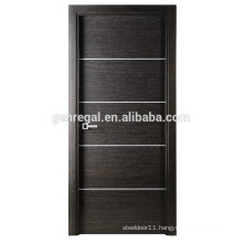 Contemporary interior Wooden doors