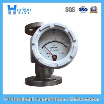Metallrohr Rotameter für Flüssigkeit