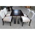 Unique design and durable restaurant furniture supply XY0181