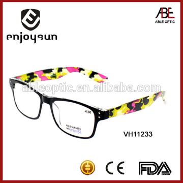 O mais novo design otimizado óculos de leitura óptica
