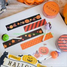 Halloween Decorative Masking Paper Tape