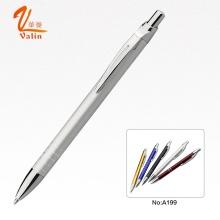 Novidade Promoção canetas para escritório e promocionais Metal Pen