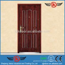 JK-A9050 Sécurité Porte-porte en acier en bois