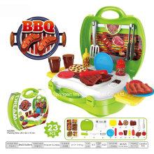 Brinquedo de plástico Playhouse Boutique para churrasco