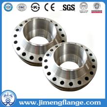 DIN2633 flange PN16 welding neck flange stainless steel