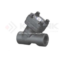 Forged Steel Piston Check Valve Y Type