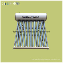 Chinese Non-Pressure Solar Water Heater