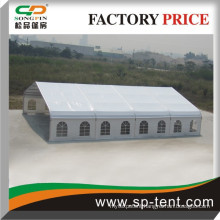 2015 New product tent 18x20m Curved Marquee Tent with White PVC roof and sidewalls