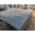 Factory Price Serrated Steel Grating Stair Tread Welding Plate