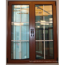 ALUMINIUM wooden window of different shape