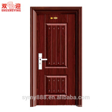 Porte intérieure en acier inoxydable design en Chine