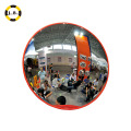 80cm 32inch plastic indoor convex mirror for warehouse