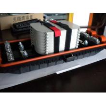 PC Material 3 in 3 out 96 Cores Fiber Splice Closure