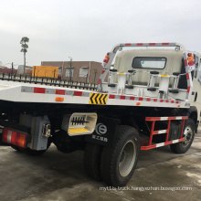 Good quality HOWO 4x2 light duty 6 tons flatbed lorry truck