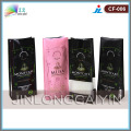 Quad-Seal Coffee Packaging Bags with Excellent Custom Printing