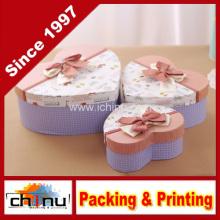 Papier Geschenkbox / Papier Verpackung Box (110241)