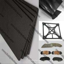 Drone RC Hobbby Parts Feuille de verre de carbone