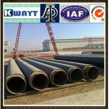Aislamiento térmico tubo de acero para el vapor caliente