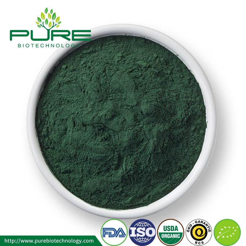 Broken cell-wall Organic Chlorella Powder