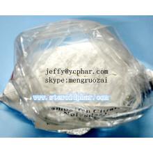 Hochreines Steroidpulver Dehydroepiandrosteron Acetat für Baukörper