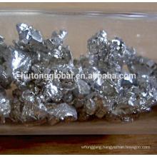 Metallic calcium