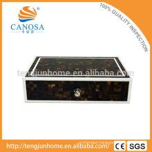 Hotel Amenity Luxury Pen Shell Storage Box
