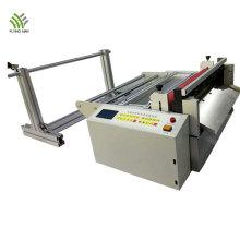 Machine de découpe transversale automatique de film PVC